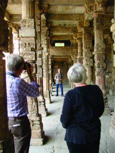 three at minaret