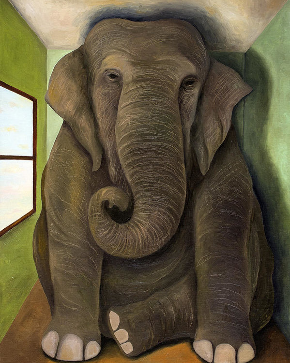 elephant-in-the-room-wip-leah-saulnier-the-painting-maniac